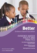 Better - Evidence-based policy and practice